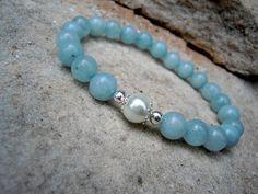 Healing & Peace / Yoga Bracelet / Wrist Mala / Yoga by Syrena56