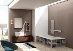 """Il lavabo """"a misura""""...si, avete capito bene, creato ad hoc! #bagno #arredobagno #casa #bath #bathroom #home"""