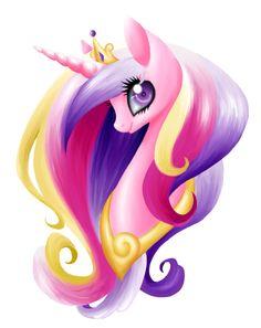 Princess Mi Amore Cadenza. Otherwise known as Princess Cadence
