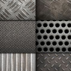 Metal and Metallic Textures for Photoshop psd-dude.com Resources