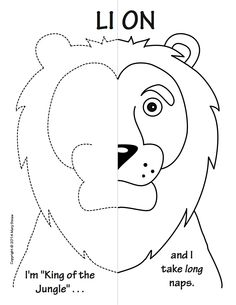 Animals Symmetry Activity Coloring Pages Jungle Animals Symmetry Activity Coloring Pages. Math with Craft-Creative Writing option.Jungle Animals Symmetry Activity Coloring Pages. Math with Craft-Creative Writing option. Symmetry Worksheets, Symmetry Activities, Math Activities, Zoo Crafts, Animal Crafts, Safari Theme, Jungle Theme, Jungle Animals, Farm Animals