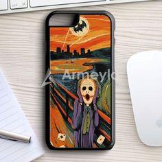 Scream Batman And Joker iPhone 7 Case | armeyla.com