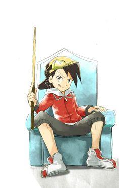 Gold is king Pokemon Manga, Pokemon Human Characters, Nintendo Characters, Pokemon Funny, Pokemon Games, Pokemon Stuff, Pokemon Adventures Manga, Gold Pokemon, Pranks