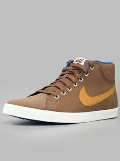 Nike Eastham Mid Military Brown Gold Sand Game Royal