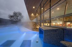 Image 10 of 31 from gallery of The Thermal Baths in Bad Ems / 4a Architekten. Photograph by David Matthiessen