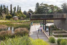 Adelaide Botanic Gardens Wetland- Adelaide,Australia- Taylor Cullity Lethlean (TCL)
