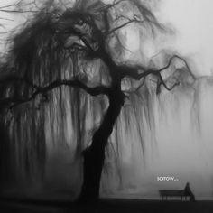 Sorrow... by sweet-lovely-death.deviantart.com