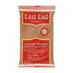 East End Garam Masala (Ground Mixed Spice) 400g
