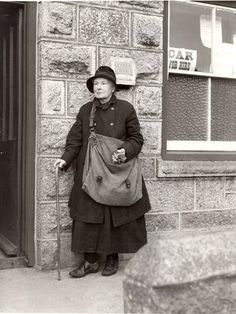 Mrs P. L. Matthews, Cornwall's oldest postwoman, 1935.http://www.historynotes.info/the-changing-role-of-woman-in-20th-century-britain-2669/