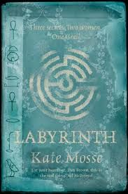 Kate Mosse - Labyrinth. A visit to Carcassonne makes the book come to life.