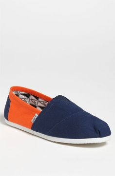 all about the blue and orange ... TOMS' Campus Classics     https://www.christchurchschool.org/podium/default.aspx?t=131098=1