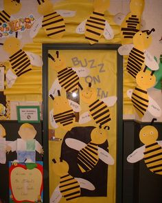 Busy Bee Classroom Theme | ... would have totally loved this when my 3rd grade class was bee themed