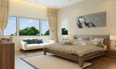 Treo tranh phòng ngủ