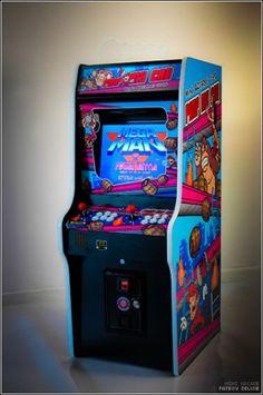 Pimp my cab Arcade Retro, Mini Arcade, Retro Gamer, Arcade Table, Shop Geek, Borne Arcade, Sonic Dash, Art Cabinet, Street Game