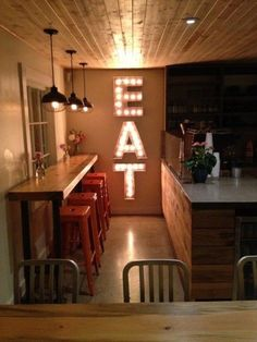 #DIY Decoration Inspiration with Marquee Signs