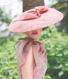Springtime in Winter Sombreros Fascinator, Fascinator Hats, Fascinators, Headpieces, Millinery Hats, Fancy Hats, Wearing A Hat, Love Hat, Wedding Hats