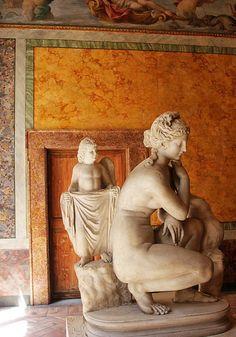 Dai Musei Capitolini