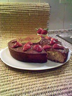 Gâteau yaourt au miel