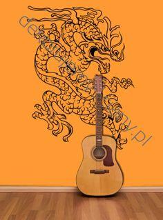 #smok #dragon #chinese #chinesedragon #fantasy #fototapeta #dekoracja #sciany #wnetrza Fototapeta z oferty naszego sklepu!