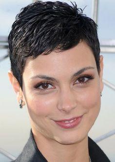 Very short hair cuts women