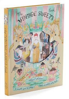 The Vintage Sweets Book http://rstyle.me/n/dipjxr9te