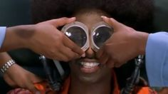 I see white people. Funny Movie Lines, Funny Movies, Great Movies, Undercover Brother, Round Sunglasses, Mens Sunglasses, White People, Classic, Derby