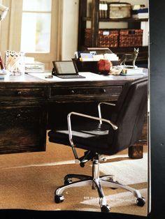 Nice alternative for a desk chair