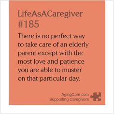 How do you let go and forgive yourself for the mistakes you've made while caregiving? #caregiver