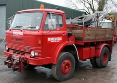 OUJ 150R - 1976 Ford D Series Recovery | by homer----simpson