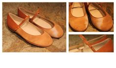 Henry Cuir Flat Shoes