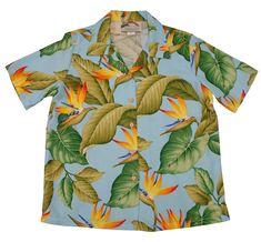 Boxy Hawaiian made brown and yellow plumeria floral print blouse Vintage kimono sleeve Aloha box top