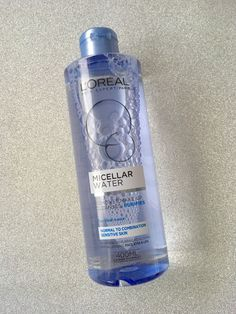 L'oreal micellar Water Normal to combination, sensitive skin. These days we are all a lot more aware about our skin. We know what helps or makes it worse and what it needs on a daily basis to look its best. We are all taught at a young age wash your hands, brush your teeth and clean your face as a standard daily routine but is soap and water really the best for our face? The answer is no......as we get older our skin changes.....if only we could keep the fresh, perfectly soft and blemish…