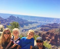 Made a quick detour on our drive home. #GrandCanyon #WAGSinRealLife