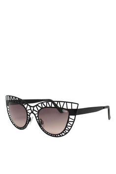 **STEELCAT Sunglasses by Quay - Topshop #accessories #sunny #covetme