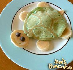 Cutest pancake ever.