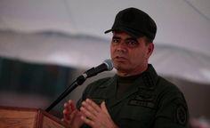 """Ministro de la Defensa calificó de """"inaceptables"""" los hechos violentos en la AN"""
