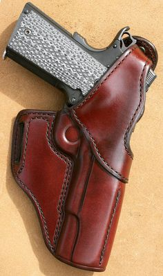 Posts about Gun holsters written by Thanh N. 1911 Holster, Gun Holster, Leather Holster, Leather Tooling, 1911 Pistol, Brendan Fraser The Mummy, Pink Guns, Handmade Leather Jewelry, Custom Holsters