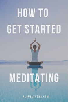Want to get started meditating? Find out how mindfulness meditation is simple and achievable, with lots of added benefits Meditation Techniques For Beginners, Meditation Methods, Meditation Benefits, Chakra Meditation, Meditation Music, Mindfulness Meditation, Step Workout, Boxing Workout, How To Start Meditating