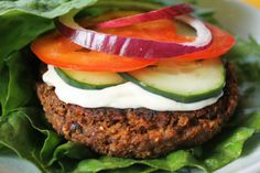 <p>If you're tired of mushy veggie burgers that fall apart, dry ones that taste like cardboard, or expensive store-bought ones with too many ingredients, then give this one a shot.</p>