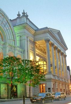 The Royal Opera House is an opera house and major performing arts venue in Covent Garden, central London.