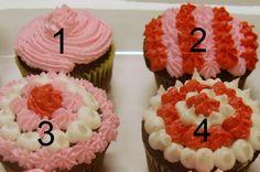 Easy Cupcake Decorating