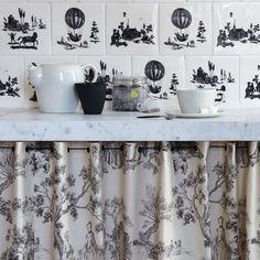 Wirtschaftsraum Abstellraum Wohnideen Möbel Dekoration Decoration Living Idea Interiors home storeroom utility room - Monochrome Wirtschaftsraum