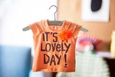 Camiseta bebé de la colección IKKS verano 2015
