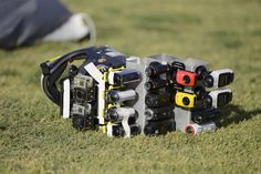 Best Action Camera 2014 - Ultimate POV Camera Shootout : Skydiving Articles - Dropzone.com