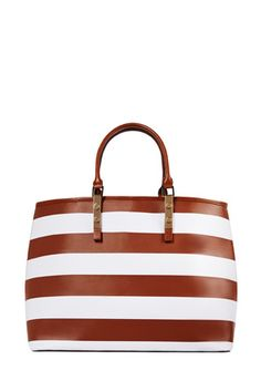 This is the best ever!  LOVE it!!! also in black and white.  <3 Great summer tote!!!