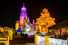 Photo From Harbin International Ice and Snow Sculpture Festival 2013 By TravelProThai.com
