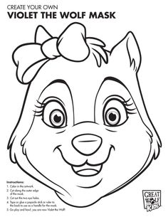 Take This Violet Coloring Page On Your Family Trips To Keep Kids Occupied In The Car