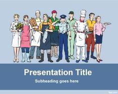 Plantilla PowerPoint del Día del Trabajador