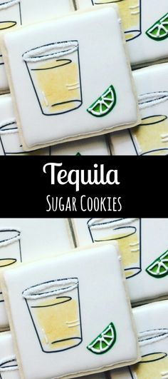 Tequila shot cookie #affiliate