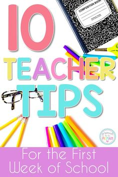10 teacher tips for